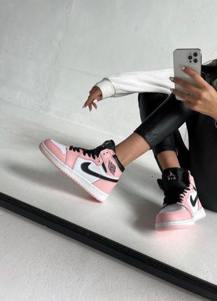◾nike air jordan 1 retro pink quartz◾