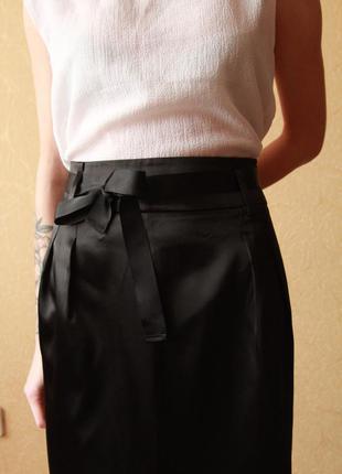 Атласная юбка oggi