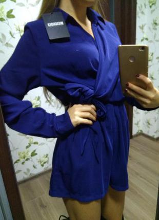 Комбинезон комбинизон костюм ромпер платье размер 10