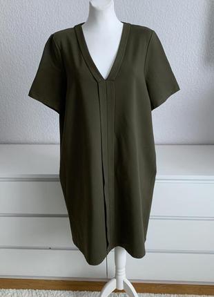 Шикарное платье с карманами next