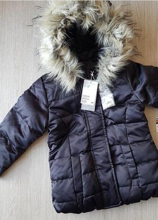 Зимова куртка н&м 2-3р