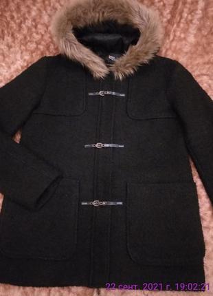 Куртка демисезонная ,букле.размер м.