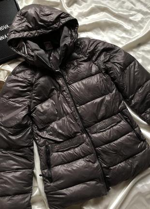 Пуховая куртка nike  размер: xs, можно s