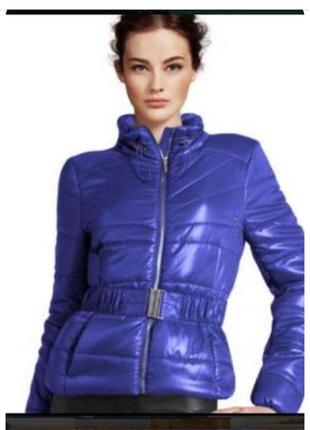 Куртка деми цвет электрик
