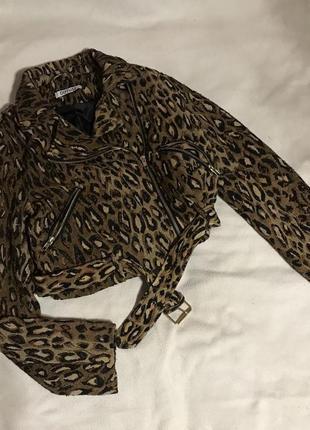 Укороченная куртка-косуха(s)