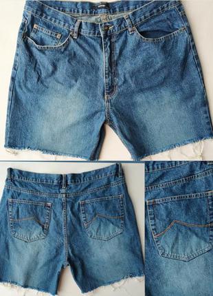 Джинсовые шорты george