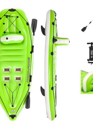 Надувная лодка-каяк bestway 65097