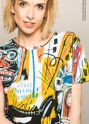 Арт футболка от medicine by basquiat