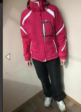 Trespass radium куртка лыжная горнолыжная