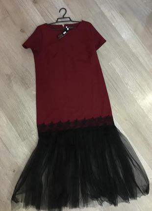 Шикарное платье 150 грн