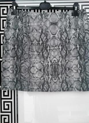 Спідниця юбка розмір виробника 38 в складі льон 💃