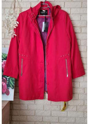 Демисезонная куртка женская dannimac premium большой размер