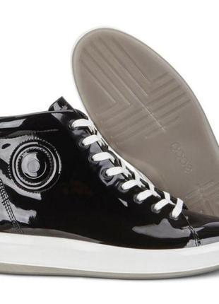 Кеды кроссовки ботинки высокие eccosoft 9