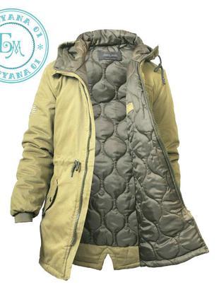 Стильная мужская куртка парка north river