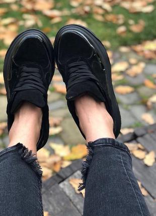 Утеплённые кроссовки на флисе _a_a_nushina в хорошем состоянии