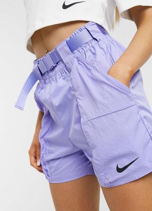Nike шорты с поясом