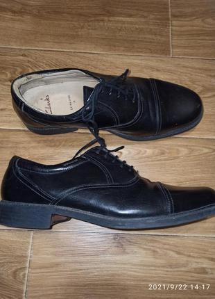 Туфли мужские clarks р.45-46