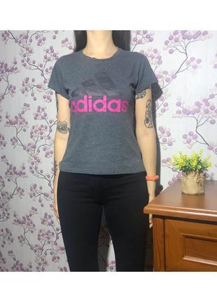 Спортивная футболка adidas s/8-10