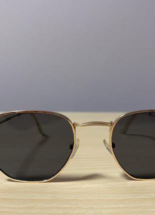 Очки квадратной формы, очки ray ban, очки в стиле ray ban