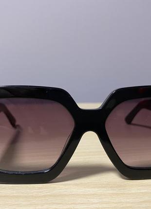 Очки zara, очки квадратной формы