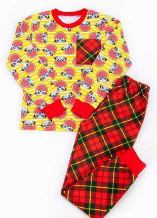 Пижама для девочек-подростков