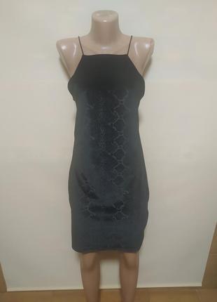 Платье сарафан черное вечернее велюровое короткое красивое шикарное