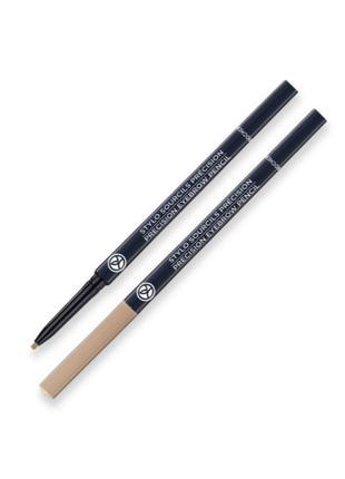 Скидка! ультрастойкий карандаш для бровей, тон 1