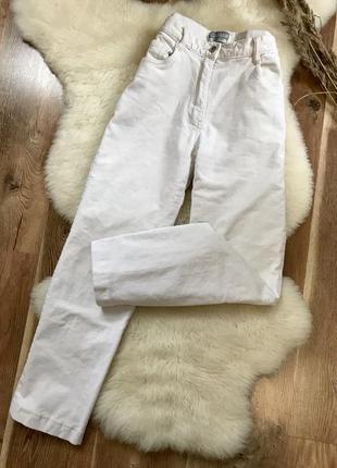Шикарные вельветовые мом джинсы на высокой посадке