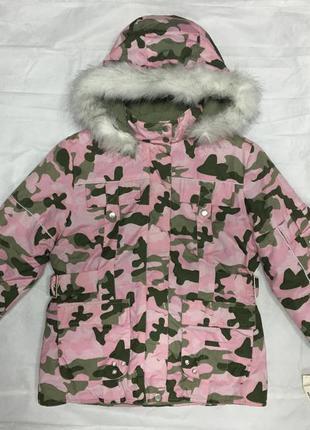 Куртка зимняя подростковая iz byer california, l(14), xl(16)