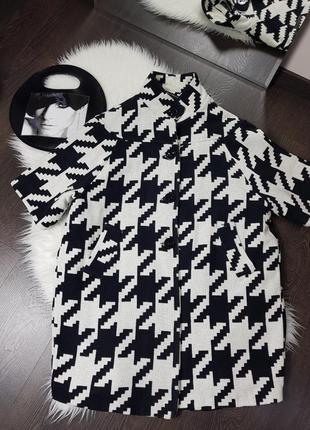 Пальто  на пуговицах с рукавом 3/4 от rinascimento