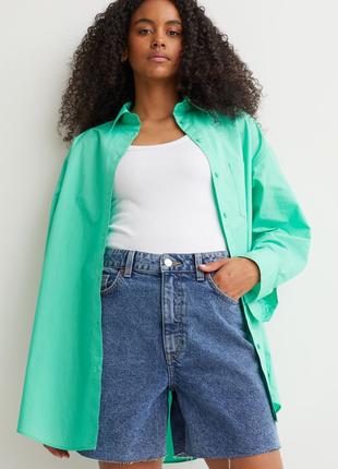 Новые mom шорты от бренда h&m