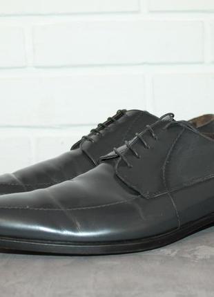 Оригинальные кожаные туфли dolce&gabbana