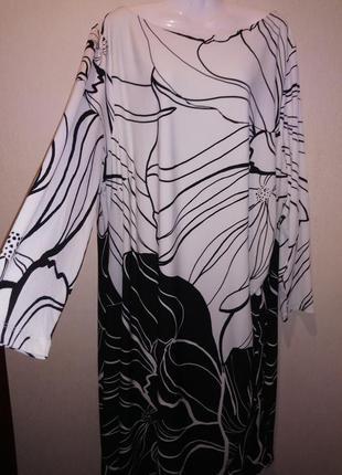 🌺 🌿 🍃 нарядное платье р.32 /большой размер 🌺 🌿 🌼