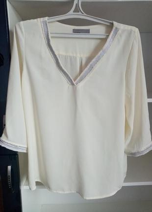 Нарядная блуза блузочка блузка vero moda
