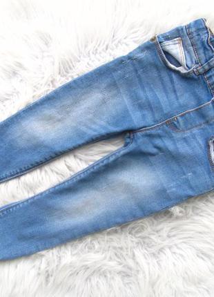 Джинсы штаны брюки zara