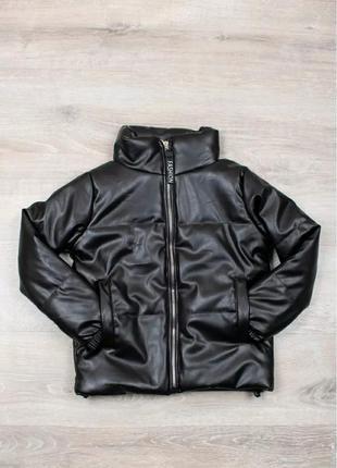 🖤 куртка эко кожа