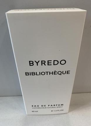 Bibliotheque, usa 40ml с феромонами