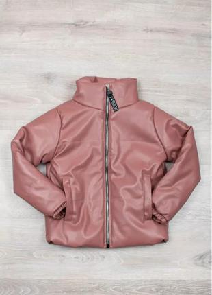 Куртка ко кожа