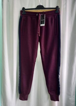 Мужские теплые спортивные штаны,джоггеры