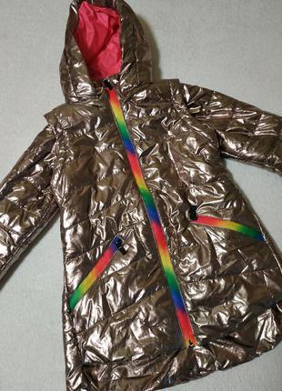 Куртка, жилет,2 в 1.