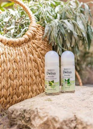 D'oliva pharmatheiss cosmetics дезодорант.
