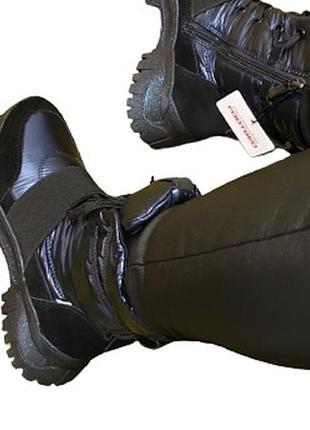 Tamaris - женские зимние  ботинки сапоги дутики -  37, 38, 39, 40