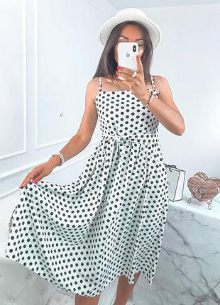 Красивое летнее платье сарафан распродажа