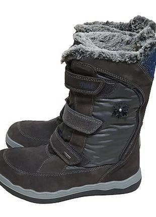 Primigi - зимние ботинки сапоги с gore - tex - 38