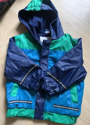 Куртка грязепруф