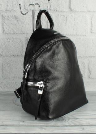 Городской рюкзак velina fabbiano 531052 черный