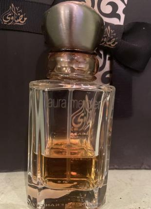 Нишевый парфюм редкость laura mercier lumiere d'ambre