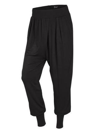 Нові чорні штани для йоги crivit