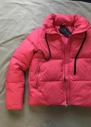 Куртка на осень новая