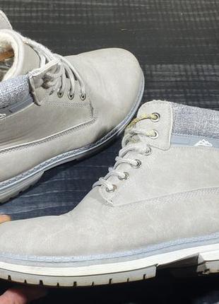 Ботинки утеплённые linshi